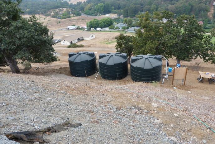 15000 gallon system