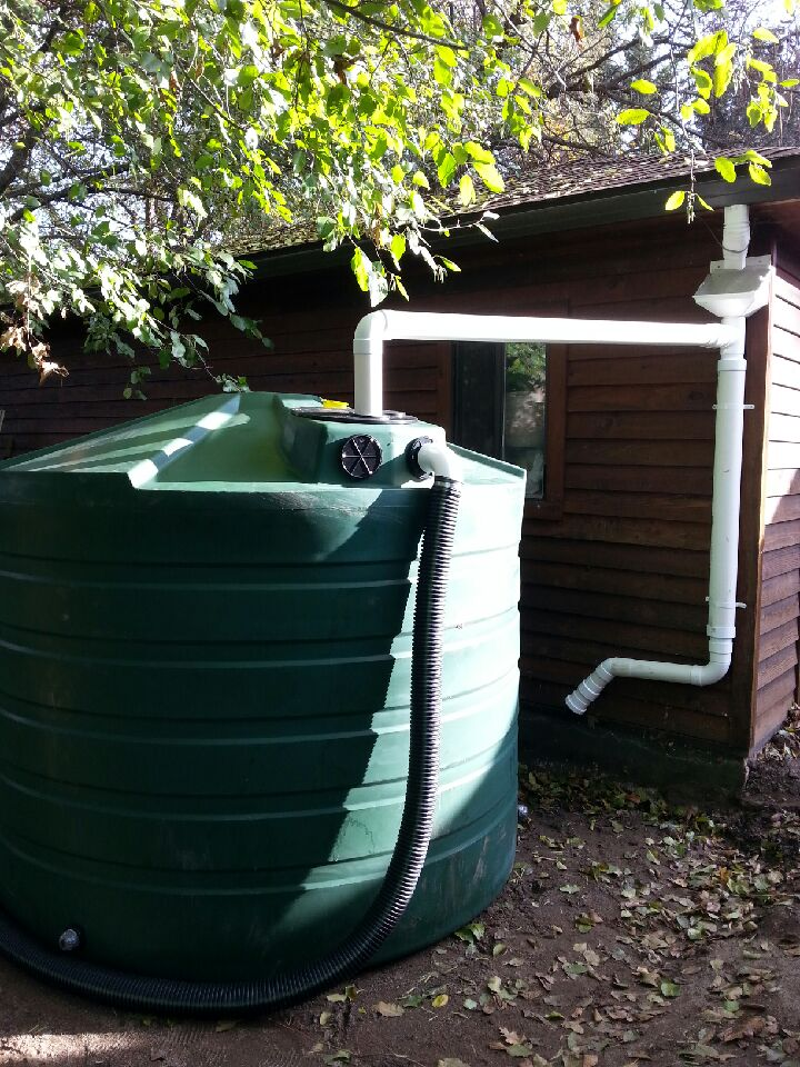 Garden Watering System >> Rainwater Harvesting - Rogue Water Solutions