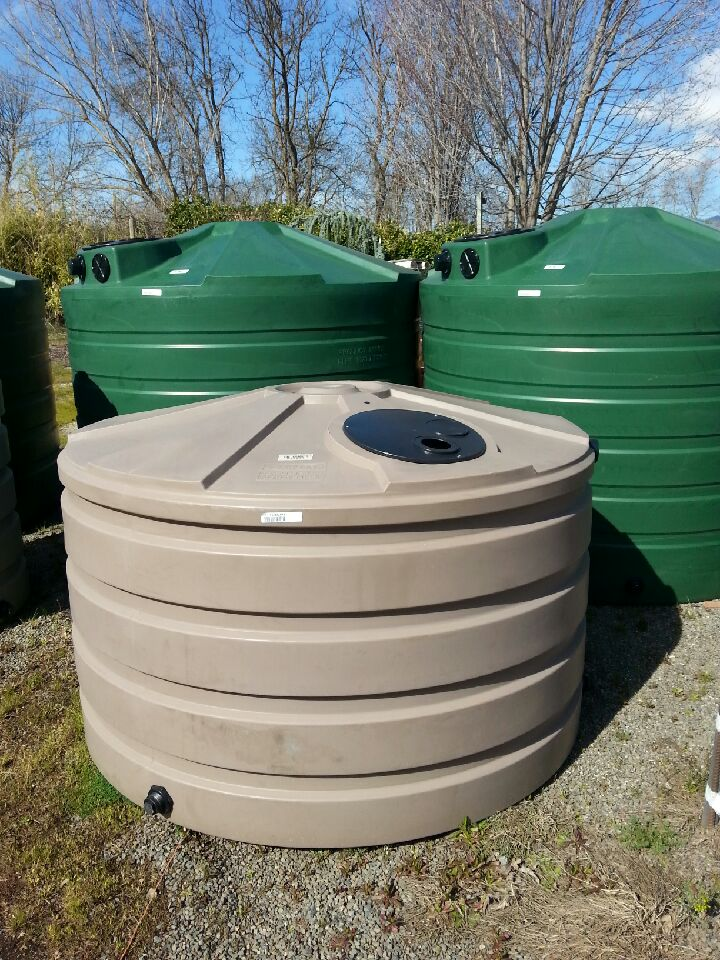 Bushman Water Tanks