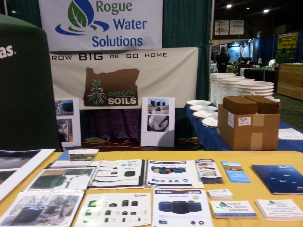 Rogue Water Solutions - Agricultural Water